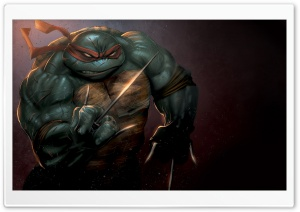 Ninja Turtles HD Wide Wallpaper for Widescreen