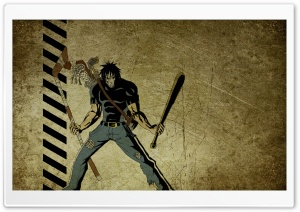 Ninja Turtles Casey Jones HD Wide Wallpaper for Widescreen