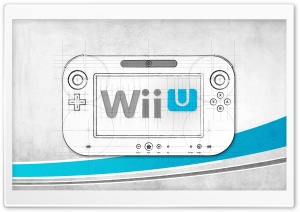Nintendo Wii u HD Wide Wallpaper for 4K UHD Widescreen desktop & smartphone