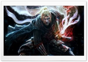 Nioh HD Wide Wallpaper for 4K UHD Widescreen desktop & smartphone