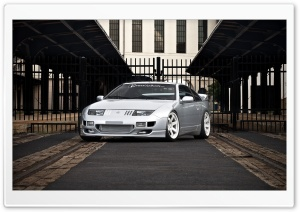 Nissan 300ZX HD Wide Wallpaper for Widescreen