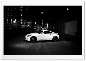Nissan 350Z HD Wide Wallpaper for 4K UHD Widescreen desktop & smartphone