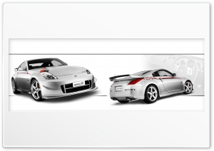 Nissan 350Z Cars HD Wide Wallpaper for 4K UHD Widescreen desktop & smartphone