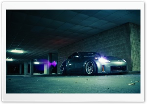 Nissan 350Z Ready to Run HD Wide Wallpaper for Widescreen