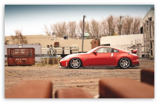 Nissan 350Z Red HD wallpaper for Standard 4:3 5:4 Fullscreen UXGA XGA SVGA QSXGA SXGA ; Wide 16:10 5:3 Widescreen WHXGA WQXGA WUXGA WXGA WGA ; HD 16:9 High Definition WQHD QWXGA 1080p 900p 720p QHD nHD ; Other 3:2 DVGA HVGA HQVGA devices ( Apple PowerBook G4 iPhone 4 3G 3GS iPod Touch ) ; Mobile VGA WVGA iPhone iPad PSP Phone - VGA QVGA Smartphone ( PocketPC GPS iPod Zune BlackBerry HTC Samsung LG Nokia Eten Asus ) WVGA WQVGA Smartphone ( HTC Samsung Sony Ericsson LG Vertu MIO ) HVGA Smartphone ( Apple iPhone iPod BlackBerry HTC Samsung Nokia ) Sony PSP Zune HD Zen ; Tablet 2 Android ; Dual 4:3 5:4 16:10 5:3 UXGA XGA SVGA QSXGA SXGA WHXGA WQXGA WUXGA WXGA WGA ;