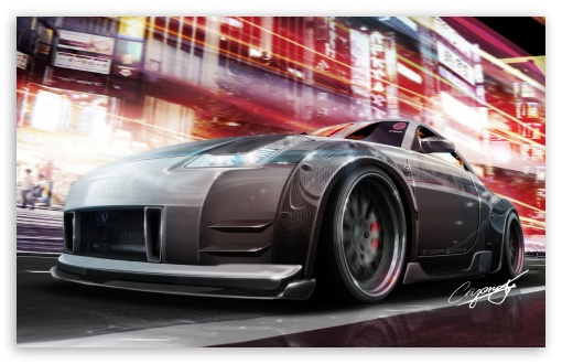 Nissan 350Z Tuning HD wallpaper for Wide 16:10 5:3 Widescreen WHXGA WQXGA WUXGA WXGA WGA ; HD 16:9 High Definition WQHD QWXGA 1080p 900p 720p QHD nHD ; Standard 4:3 3:2 Fullscreen UXGA XGA SVGA DVGA HVGA HQVGA devices ( Apple PowerBook G4 iPhone 4 3G 3GS iPod Touch ) ; iPad 1/2/Mini ; Mobile 4:3 5:3 3:2 16:9 - UXGA XGA SVGA WGA DVGA HVGA HQVGA devices ( Apple PowerBook G4 iPhone 4 3G 3GS iPod Touch ) WQHD QWXGA 1080p 900p 720p QHD nHD ;