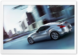 Nissan 370Z HD Wide Wallpaper for Widescreen