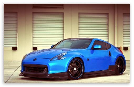 Nissan 370Z Blue HD wallpaper for Wide 16:10 5:3 Widescreen WHXGA WQXGA WUXGA WXGA WGA ; HD 16:9 High Definition WQHD QWXGA 1080p 900p 720p QHD nHD ; Standard 3:2 Fullscreen DVGA HVGA HQVGA devices ( Apple PowerBook G4 iPhone 4 3G 3GS iPod Touch ) ; Mobile 5:3 3:2 16:9 - WGA DVGA HVGA HQVGA devices ( Apple PowerBook G4 iPhone 4 3G 3GS iPod Touch ) WQHD QWXGA 1080p 900p 720p QHD nHD ; Dual 5:4 QSXGA SXGA ;