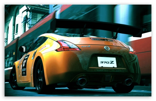 Nissan 370Z Rear HD wallpaper for Wide 16:10 5:3 Widescreen WHXGA WQXGA WUXGA WXGA WGA ; HD 16:9 High Definition WQHD QWXGA 1080p 900p 720p QHD nHD ; Standard 3:2 Fullscreen DVGA HVGA HQVGA devices ( Apple PowerBook G4 iPhone 4 3G 3GS iPod Touch ) ; Mobile 5:3 3:2 16:9 - WGA DVGA HVGA HQVGA devices ( Apple PowerBook G4 iPhone 4 3G 3GS iPod Touch ) WQHD QWXGA 1080p 900p 720p QHD nHD ;