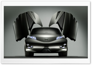 Nissan Concept 1 HD Wide Wallpaper for Widescreen