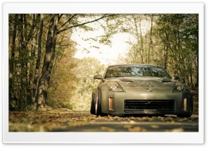 Nissan Fairlady 350z HD Wide Wallpaper for Widescreen