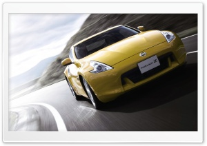 Nissan Fairlady Z HD Wide Wallpaper for Widescreen