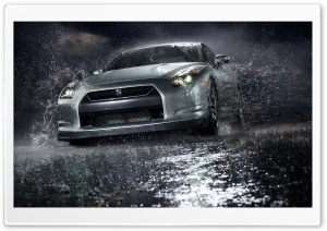 Nissan GT R HD Wide Wallpaper for Widescreen
