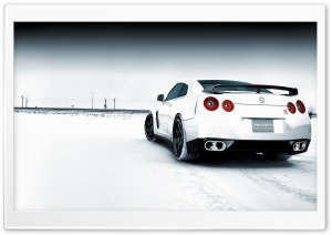 Nissan GT-R HD Wide Wallpaper for Widescreen
