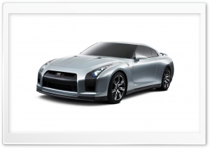 Nissan GT R Car 1 HD Wide Wallpaper for Widescreen