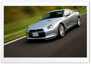 Nissan GT R Car 2 HD Wide Wallpaper for Widescreen