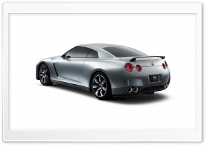 Nissan GT R Car 9 HD Wide Wallpaper for Widescreen