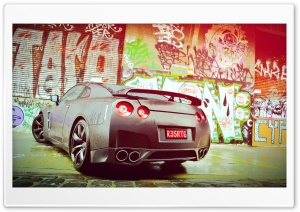 Nissan GTR HD Wide Wallpaper for Widescreen