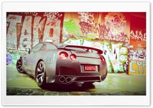 Nissan GTR HD Wide Wallpaper for Widescreen