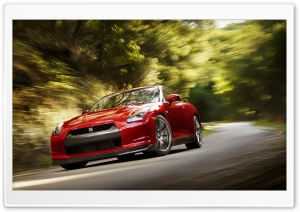 Nissan GTR Car HD Wide Wallpaper for Widescreen