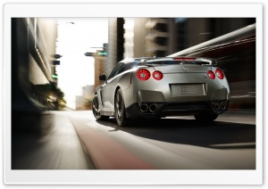 Nissan GTR Car 1 HD Wide Wallpaper for Widescreen
