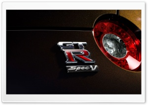 Nissan GTR R35 HD Wide Wallpaper for Widescreen