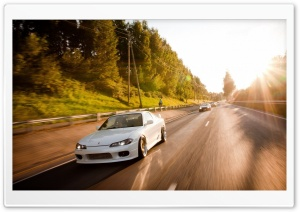 Nissan, Silvia, S15 HD Wide Wallpaper for Widescreen