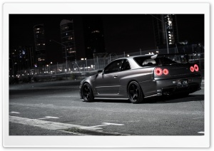 Nissan Skyline HD Wide Wallpaper for Widescreen