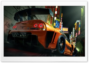 Nissan Skyline GT-R HD Wide Wallpaper for Widescreen