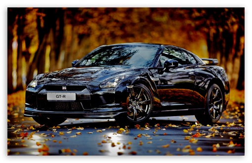 Nissan Skyline Gtr Autumn 4k Hd Desktop Wallpaper For 4k Ultra Hd
