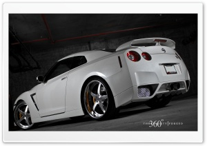 Nissan Sport Car 1 HD Wide Wallpaper for Widescreen