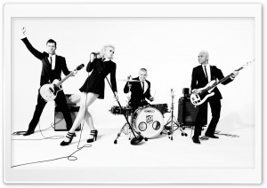 No Doubt HD Wide Wallpaper for Widescreen