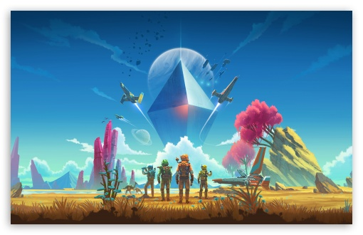 No Man s Sky 2018 video game ❤ 4K UHD Wallpaper for Wide 16:10 5:3 Widescreen WHXGA WQXGA WUXGA WXGA WGA ; UltraWide 21:9 24:10 ; 4K UHD 16:9 Ultra High Definition 2160p 1440p 1080p 900p 720p ; UHD 16:9 2160p 1440p 1080p 900p 720p ; Standard 4:3 5:4 3:2 Fullscreen UXGA XGA SVGA QSXGA SXGA DVGA HVGA HQVGA ( Apple PowerBook G4 iPhone 4 3G 3GS iPod Touch ) ; Tablet 1:1 ; iPad 1/2/Mini ; Mobile 4:3 5:3 3:2 16:9 5:4 - UXGA XGA SVGA WGA DVGA HVGA HQVGA ( Apple PowerBook G4 iPhone 4 3G 3GS iPod Touch ) 2160p 1440p 1080p 900p 720p QSXGA SXGA ;