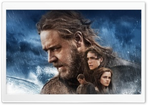Noah 2014 Film HD Wide Wallpaper for 4K UHD Widescreen desktop & smartphone
