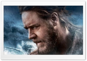 Noah Movie Russell Crowe HD Wide Wallpaper for 4K UHD Widescreen desktop & smartphone