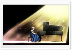 Nodame Cantabile HD Wide Wallpaper for 4K UHD Widescreen desktop & smartphone
