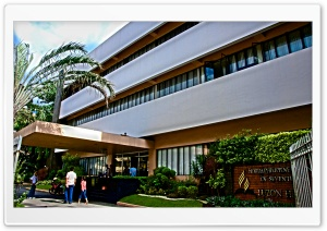 North Philippine Union Conference Adventist HQ HD Wide Wallpaper for Widescreen
