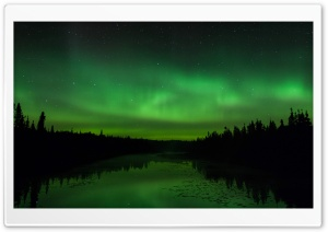 Northern Lights HD Wide Wallpaper for 4K UHD Widescreen desktop & smartphone