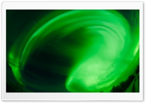 Northern Lights HD Wide Wallpaper for Widescreen