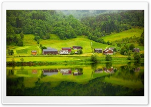 Norway Landscape HD Wide Wallpaper for Widescreen