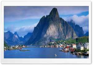 Norway Scenery HD Wide Wallpaper for Widescreen