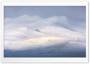 Norway Winter Landscape HD Wide Wallpaper for 4K UHD Widescreen desktop & smartphone