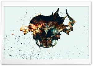 Noxxroggs Mask HD Wide Wallpaper for Widescreen