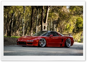 NSX HD Wide Wallpaper for Widescreen