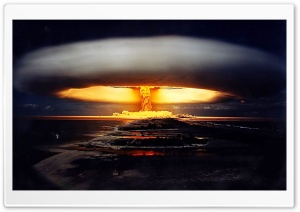 Nuke HD Wide Wallpaper for Widescreen
