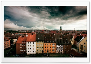Nuremberg HD Wide Wallpaper for 4K UHD Widescreen desktop & smartphone
