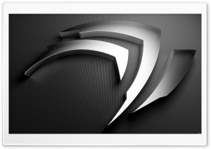 nVidia, Gray Ultra HD Wallpaper for 4K UHD Widescreen desktop, tablet & smartphone