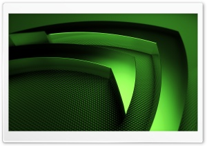 nVidia, Green Ultra HD Wallpaper for 4K UHD Widescreen desktop, tablet & smartphone