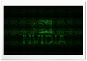 Nvidia Matrix HD Wide Wallpaper for 4K UHD Widescreen desktop & smartphone