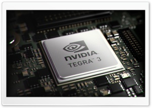 Nvidia Tegra 3 HD Wide Wallpaper for Widescreen